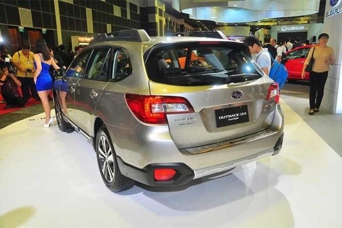 Subaru Outback 2018 có giá bán chính thức 1,4 tỷ đồng - Ảnh 3