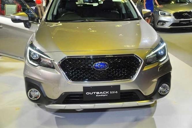 Subaru Outback 2018 có giá bán chính thức 1,4 tỷ đồng - Ảnh 4