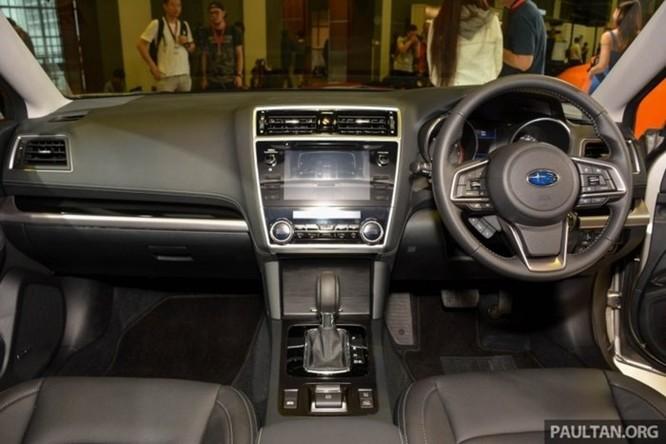 Subaru Outback 2018 có giá bán chính thức 1,4 tỷ đồng - Ảnh 5