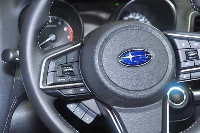 Subaru Outback 2018 có giá bán chính thức 1,4 tỷ đồng - Ảnh 6