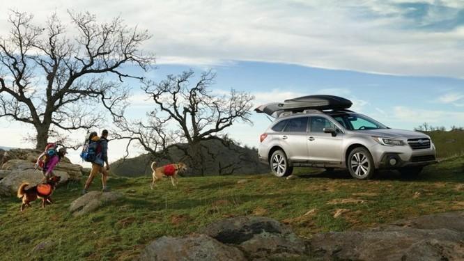 Subaru Outback 2018 có giá bán chính thức 1,4 tỷ đồng - Ảnh 8