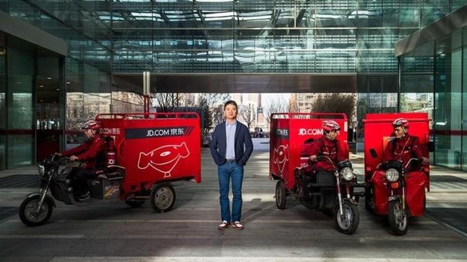 Hãng khổng lồ bán lẻ Trung Quốc JD.com gia nhập liên minh Blockchain trong vận tải - Ảnh 1