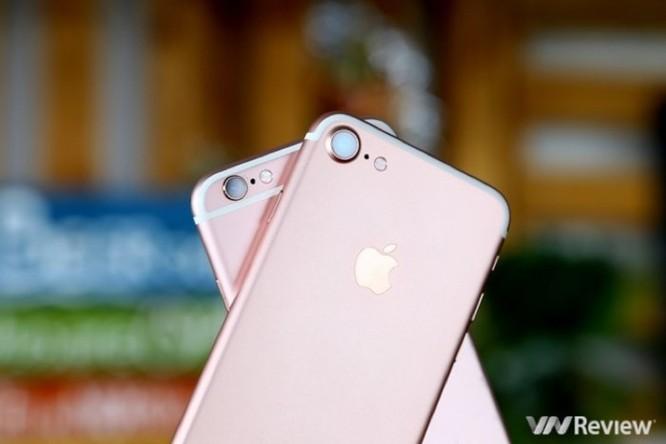 Apple nhận sửa iPhone 7 bị lỗi không nhận sóng sau khi tắt chế độ máy bay - Ảnh 1
