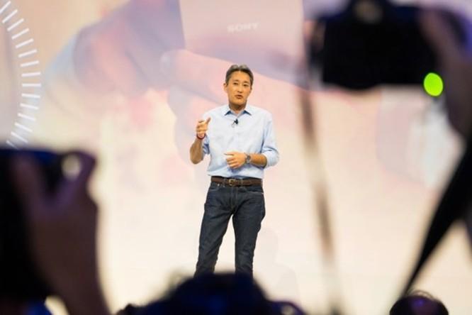 Sony tiến hành 'thay máu', có CEO mới - Ảnh 1