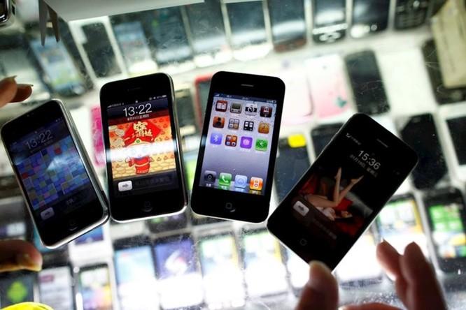 Một người Trung Quốc bị bắt vì bán iPhone giả mạo tại Mỹ - Ảnh 1