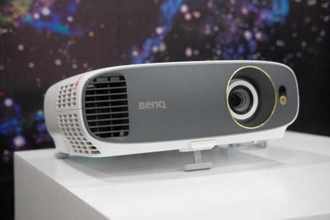 BenQ ra mắt máy chiếu 4K UHD HDR gọn nhẹ cho gia đình - Ảnh 1