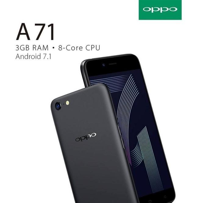OPPO A71 2018 sẽ được nâng cấp, dùng công nghệ nhận diện bằng AI - Ảnh 1