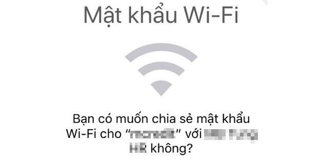 Cách chia sẻ truy cập mạng WiFi không cần tiết lộ mật khẩu - Ảnh 1