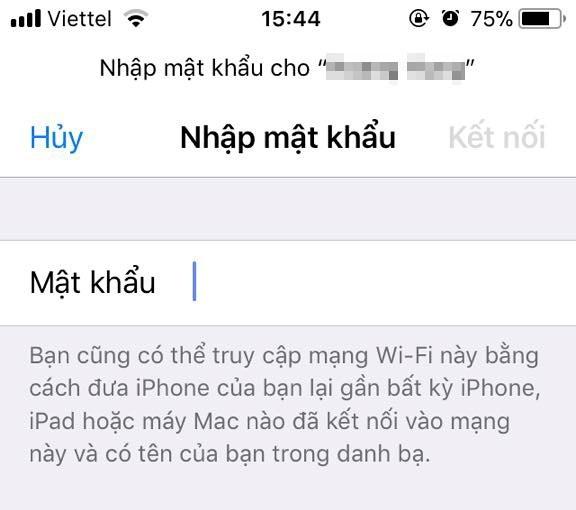 Cách chia sẻ truy cập mạng WiFi không cần tiết lộ mật khẩu - Ảnh 2