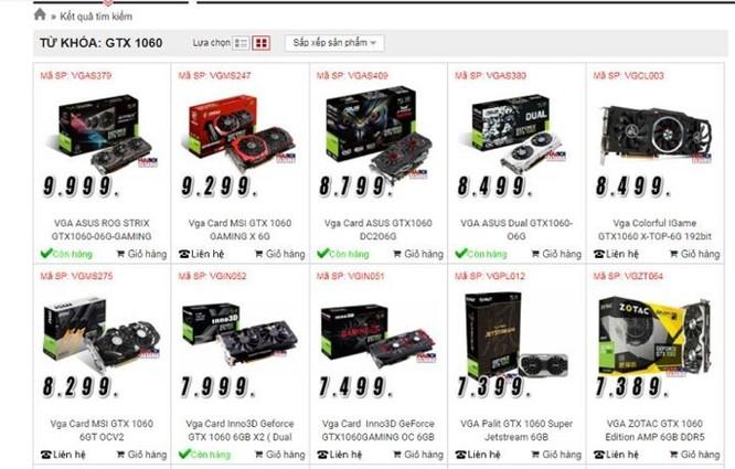 Không đủ tiền mua card đồ họa chơi game? Hãy trách tiền điện tử - Ảnh 2