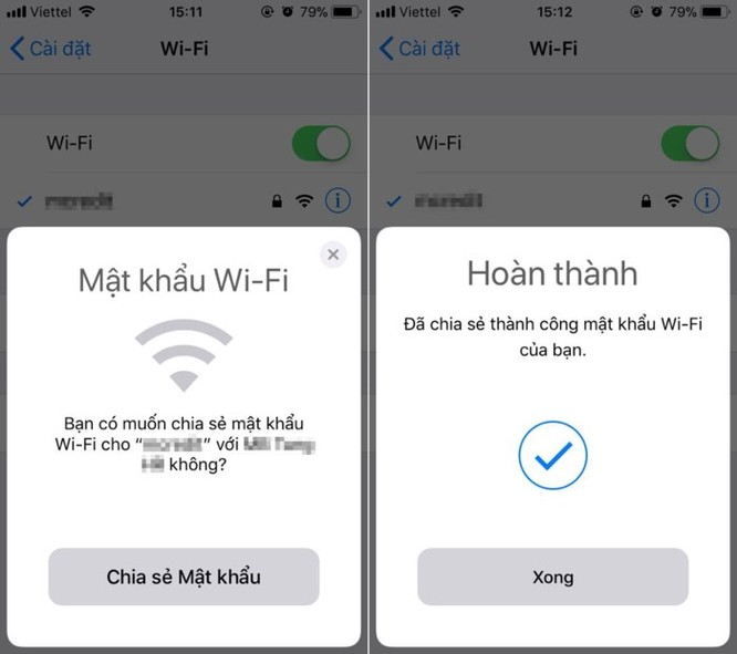 Cách chia sẻ truy cập mạng WiFi không cần tiết lộ mật khẩu - Ảnh 3