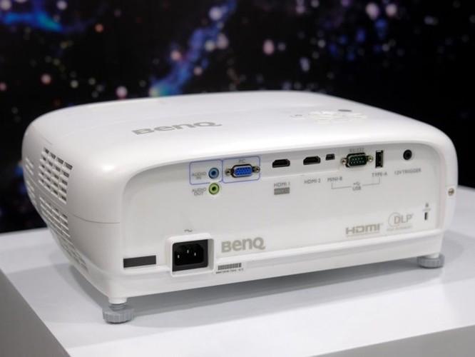 BenQ ra mắt máy chiếu 4K UHD HDR gọn nhẹ cho gia đình - Ảnh 3