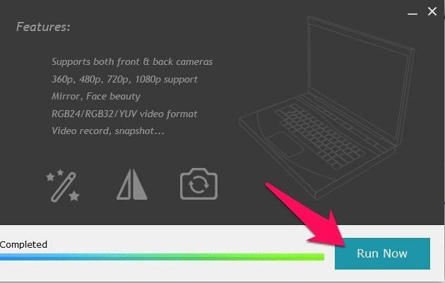 Hướng dẫn biến iPhone thành webcam của laptop - Ảnh 2
