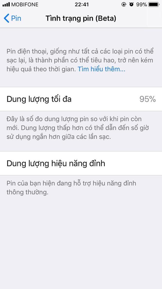 Cách tắt tính năng làm chậm iPhone - Ảnh 4