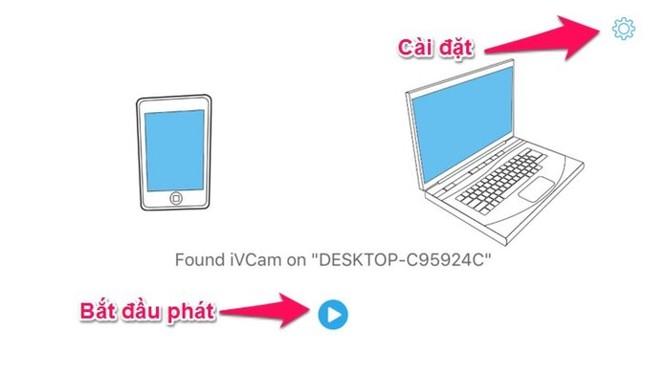 Hướng dẫn biến iPhone thành webcam của laptop - Ảnh 7