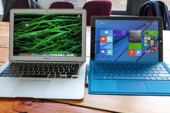 Microsoft tự tin khoe khách hàng yêu thích Suraface hơn cả MacBook - Ảnh 1