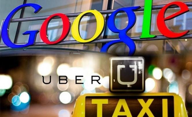 Từng là đối tác, tại sao Google và Uber bây giờ trở nên không đội trời chung? - Ảnh 1