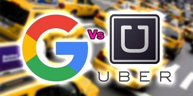 Từng là đối tác, tại sao Google và Uber bây giờ trở nên không đội trời chung? - Ảnh 2