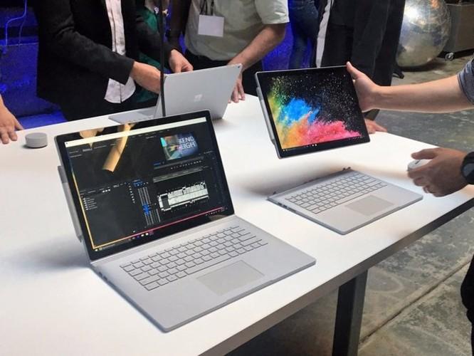 Microsoft tự tin khoe khách hàng yêu thích Suraface hơn cả MacBook - Ảnh 2