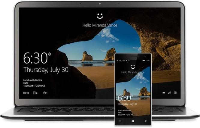 Microsoft đang phát triển tính năng đăng nhập Windows 10 không cần mật khẩu - Ảnh 1
