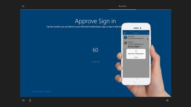 Microsoft đang phát triển tính năng đăng nhập Windows 10 không cần mật khẩu - Ảnh 2