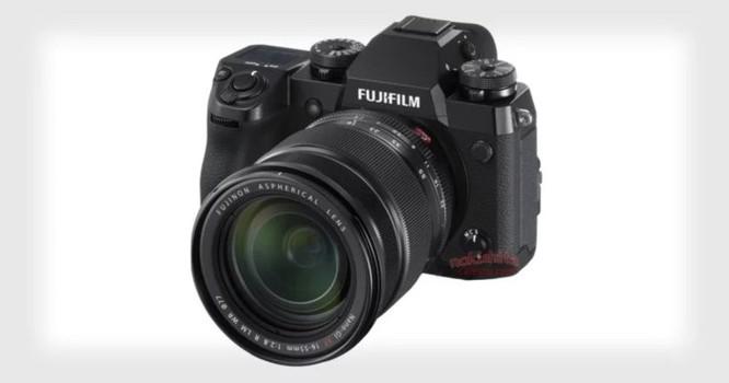 Rò rỉ thông số và hình ảnh của Fujifilm X-H1, có chống rung trong thân máy - Ảnh 1