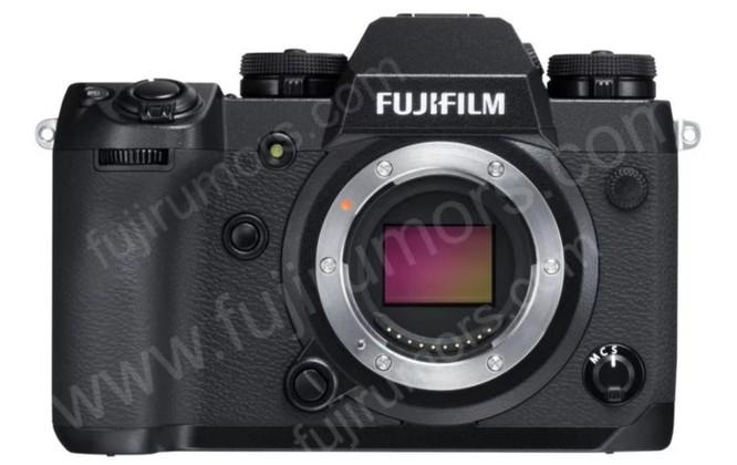 Rò rỉ thông số và hình ảnh của Fujifilm X-H1, có chống rung trong thân máy - Ảnh 2