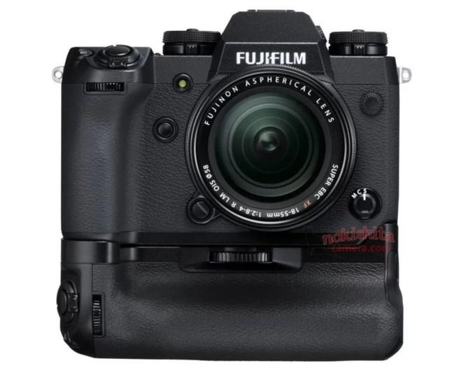 Rò rỉ thông số và hình ảnh của Fujifilm X-H1, có chống rung trong thân máy - Ảnh 3