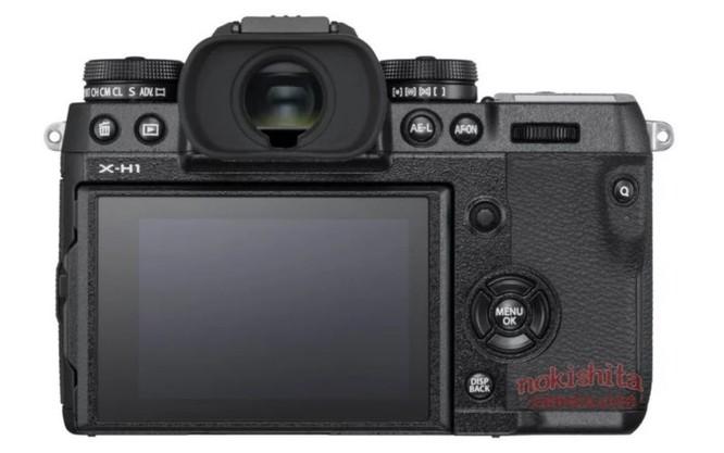 Rò rỉ thông số và hình ảnh của Fujifilm X-H1, có chống rung trong thân máy - Ảnh 4