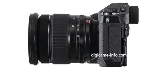 Rò rỉ thông số và hình ảnh của Fujifilm X-H1, có chống rung trong thân máy - Ảnh 5