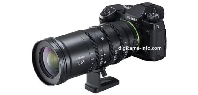 Rò rỉ thông số và hình ảnh của Fujifilm X-H1, có chống rung trong thân máy - Ảnh 7