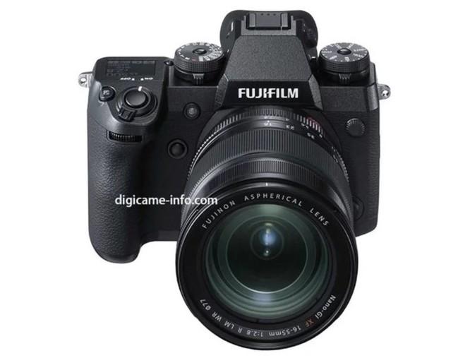 Rò rỉ thông số và hình ảnh của Fujifilm X-H1, có chống rung trong thân máy - Ảnh 8