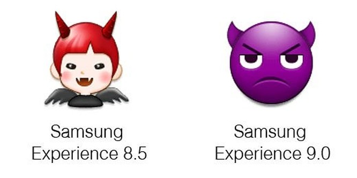 Samsung cuối cùng cũng đã nâng cấp bộ emoji thảm họa của mình - Ảnh 10