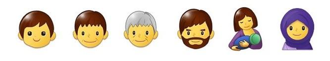 Samsung cuối cùng cũng đã nâng cấp bộ emoji thảm họa của mình - Ảnh 3