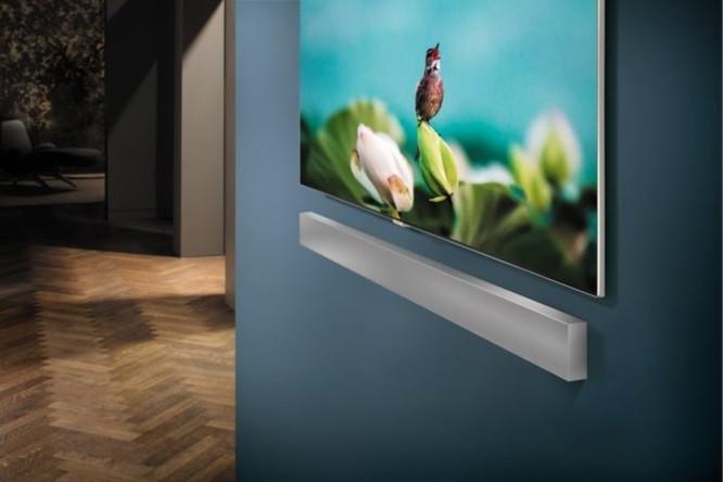 Samsung giới thiệu dòng loa treo tường mới - Ảnh 1