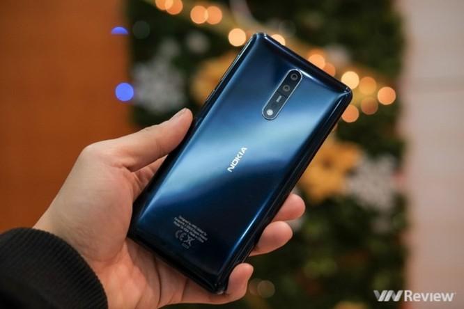 Nokia xếp thứ 11 trên toàn cầu sau 1 năm quay lại mảng smartphone - Ảnh 1