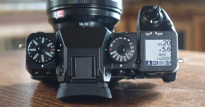 Fujifilm tung ra siêu phẩm mirrorless X-H1 chuyên quay phim 4K với chống rung 5 trục - Ảnh 1