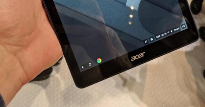 Sau laptop, Google tiếp tục thử nghiệm ChromeOS trên tablet - Ảnh 1