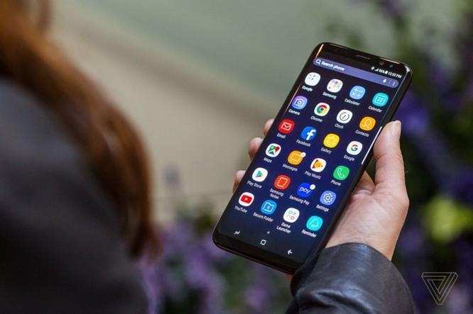 Samsung ngừng cập nhật Android Oreo cho Galaxy S8 vì dính lỗi tự khởi động lại - Ảnh 1