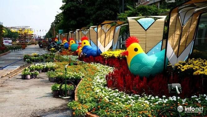 8 địa điểm chụp ảnh Xuân đẹp ở Sài Gòn - Ảnh 1