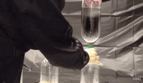 8 thí nghiệm khoa học đơn giản nhưng khá thú vị bạn có thể thử làm tại nhà - Ảnh 2