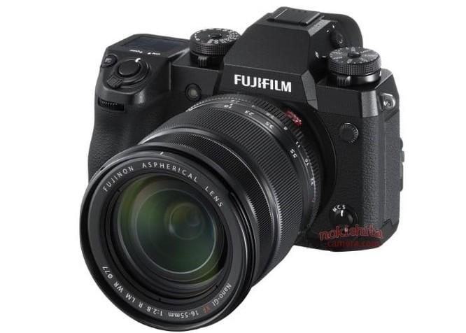 Fujifilm tung ra siêu phẩm mirrorless X-H1 chuyên quay phim 4K với chống rung 5 trục - Ảnh 2