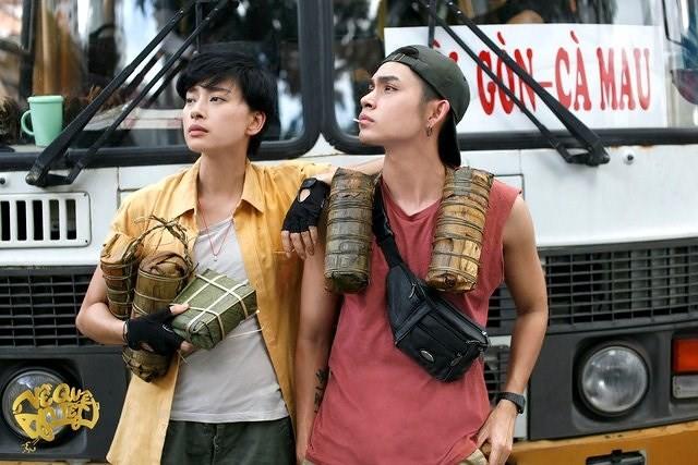 Phim bom tấn Việt 'chiếm' sóng truyền hình Tết Mậu Tuất - Ảnh 2