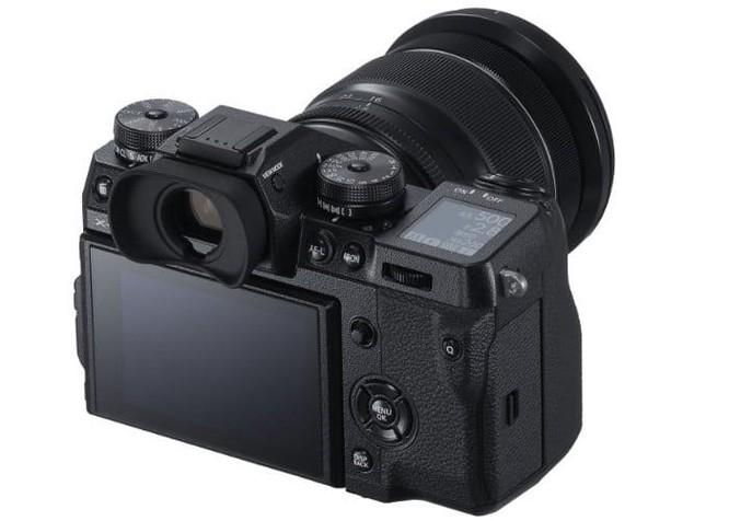 Fujifilm tung ra siêu phẩm mirrorless X-H1 chuyên quay phim 4K với chống rung 5 trục - Ảnh 3
