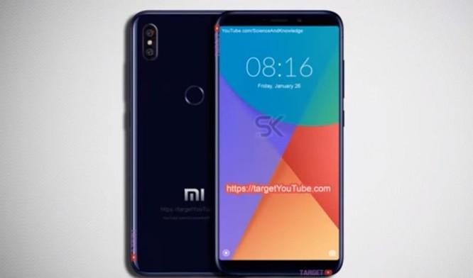 Xuất hiện ảnh trên tay của Xiaomi Mi 6X: camera kép đặt dọc như iPhone X, viền siêu mỏng - Ảnh 3