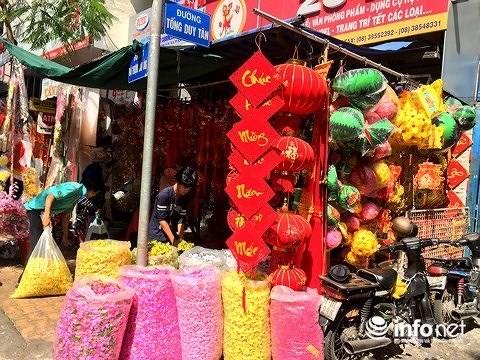 8 địa điểm chụp ảnh Xuân đẹp ở Sài Gòn - Ảnh 3