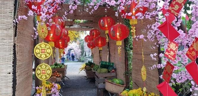 8 địa điểm chụp ảnh Xuân đẹp ở Sài Gòn - Ảnh 4