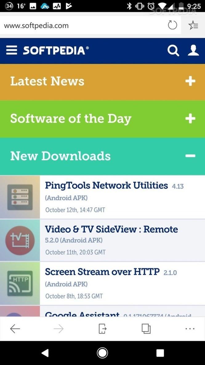 Microsoft Edge cho Android được cập nhật nhiều tính năng mới - Ảnh 5