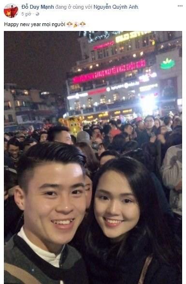 Mùng 1 Tết, dàn sao U23 Việt Nam chúc gì trên Facebook? - Ảnh 5