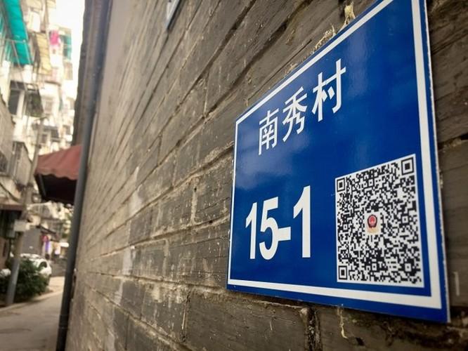 Chùm ảnh: Người dân Trung Quốc và sự 'ám ảnh' với… QR Code - Ảnh 11